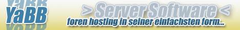 YaBB Foren-Server-Software bei www.yabbserver.com